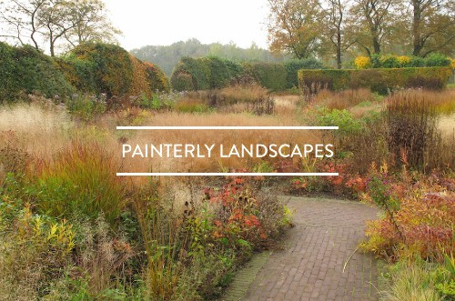 Table of Contents: Painterly Landscapes