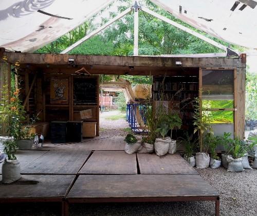 A Moveable Feast: Berlin's Portable Garden