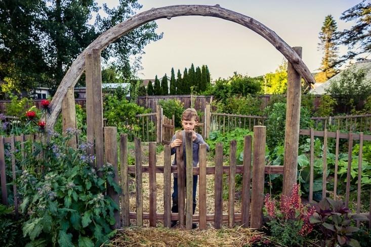 Garden o..garden - Magazine cover