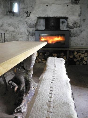 A Bucolic Shepherd's Hut in France