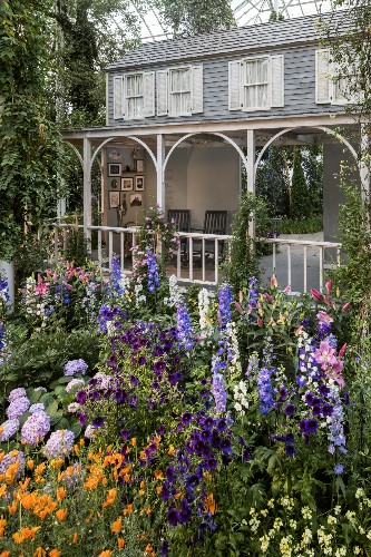 Garden Visit: Lessons from the Impressionists at the New York Botanical Garden