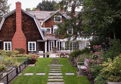 Boston Beauty: A Glorious Garden for a Grand Old House on a Hill