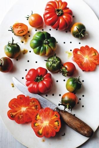 Gardening 101: Tomatoes