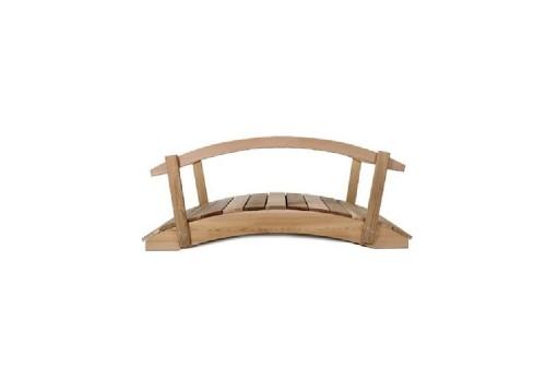 10 Easy Pieces: Wooden Garden Bridges