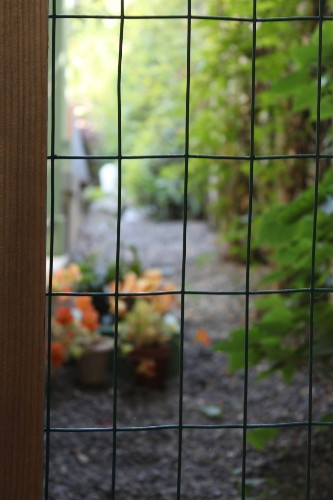 Hardscaping 101: Hog Wire Fence