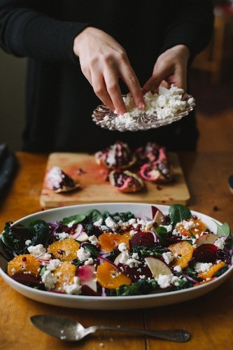 Thanksgiving Recipes: 5 Salads to Serve on the Side