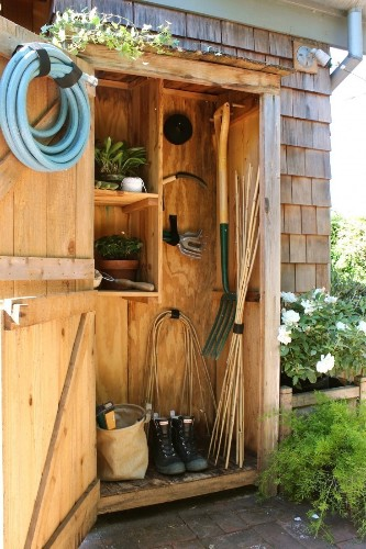 Shed Story: 10 Stylish Sanctuaries for Storage