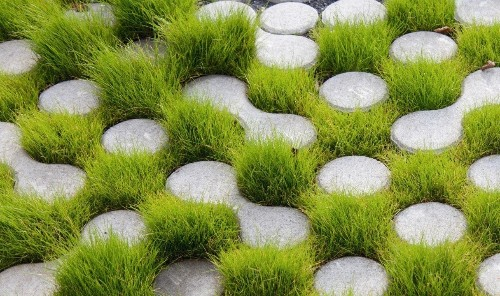 10 Easy Pieces: Grass Block Pavers