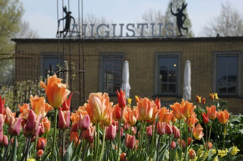 Easter at Villa Augustus in the Netherlands