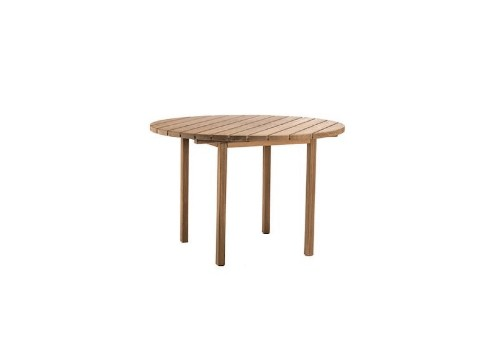 10 Easy Pieces: Round Wooden Dining Tables