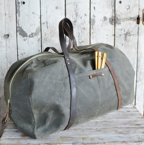 10 Easy Pieces: Etsy's Best Canvas Carry-Alls