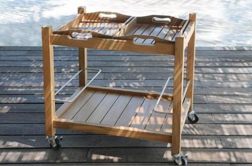 10 Easy Pieces: Outdoor Bar Carts