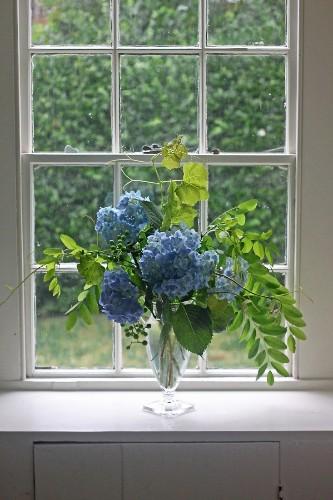 Bouquet of the Week: Hydrangeas Gone Wild
