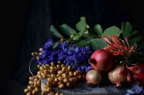 DIY Floral Arrangement: A Bouquet Inspired by Old-World Still Lifes