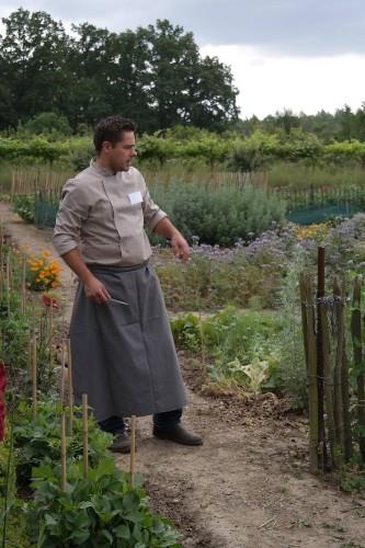 A Visit to Belgium's Most Beautiful Edible Garden