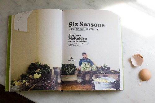 Six Seasons: Required Reading for Gardeners in the Kitchen