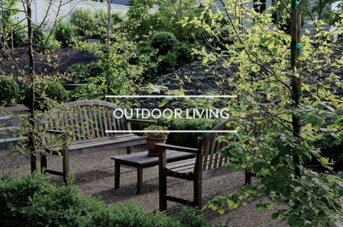 Table of Contents: Outdoor Living