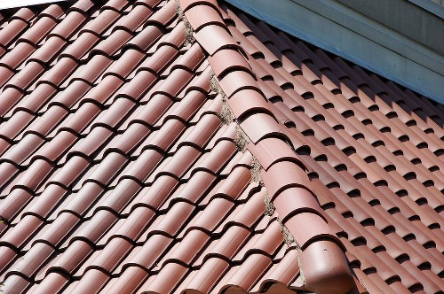Hardscaping 101: Clay Roof Tiles