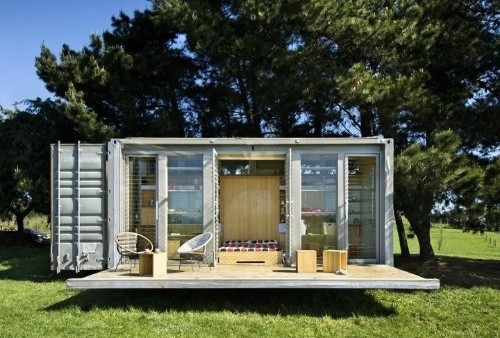 Shipping Containers: 10 Recycled and Repurposed Houses