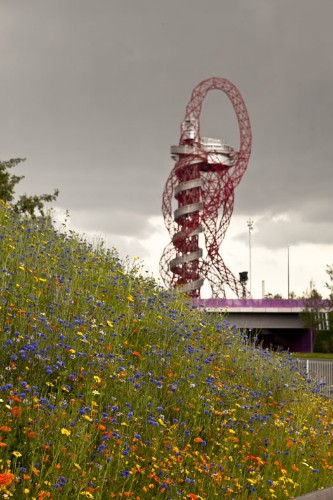 Olympic Park: A New Kind of English Garden