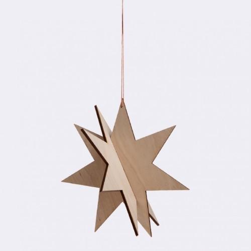 10 Favorites: Scandi-Style Christmas Ornaments