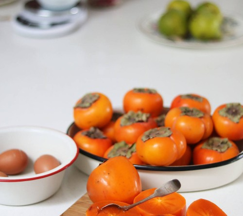 Persimmons: A Seasonal Spice Bread Recipe to Celebrate