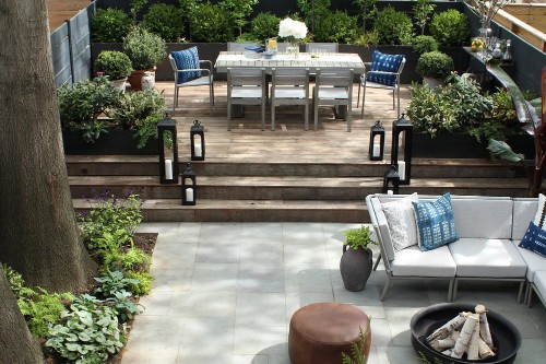Manscapers: 5 Tips for Designing a City Garden, from an Of-the-Moment Landscape Design Firm