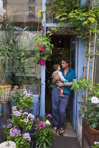 Shopper's Diary: Bleuet Coquelicot in Paris