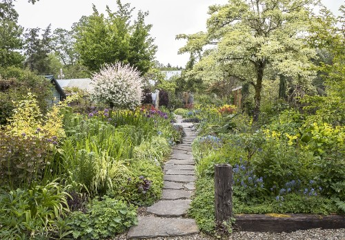 Crazy Quilt Garden: A Revolutionary Way to Create a Tapestry of Color
