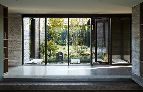 Midcentury Made Modern: A Very Zen Landscape for an Architectural Gem in Seattle