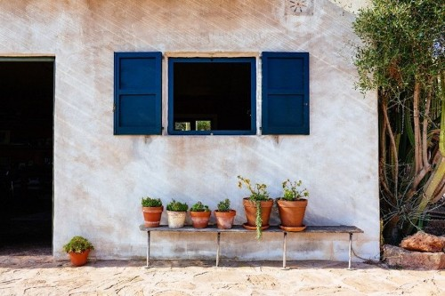 Garden Muse: A Remodeled Retreat Stays True to Its Roots on Menorca