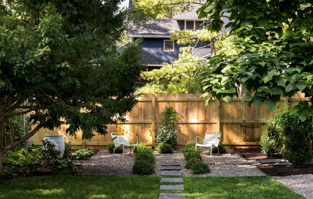 Before & After: A Garden Makeover in Michigan for Editor Michelle Adams - Gardenista