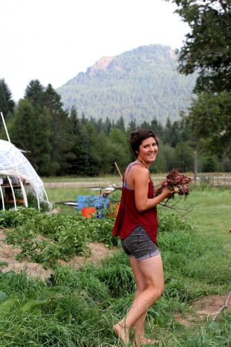 Gone Wild: How to Grow Vegetables in the Middle of Nowhere