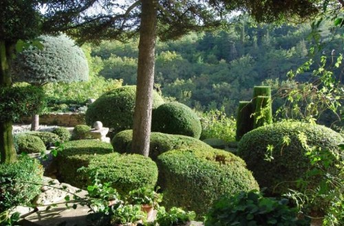 Garden Visit: A Parisian Stylist in Provence