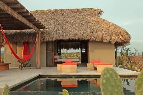 Just Open: A Hidden Beach Hotel in Oaxaca
