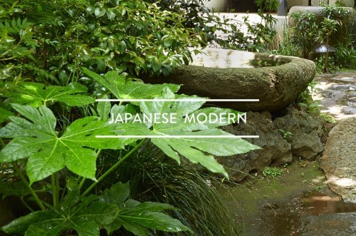 Table of Contents: Japanese Modern
