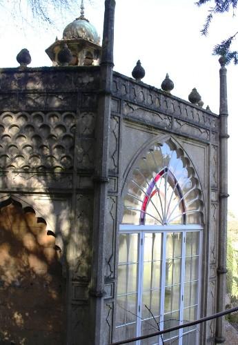 Garden Visit: Sezincote in Gloucestershire