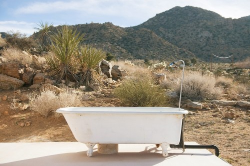 The New Outdoor Bath: 10 Open-Air Tubs for Summer Soaks