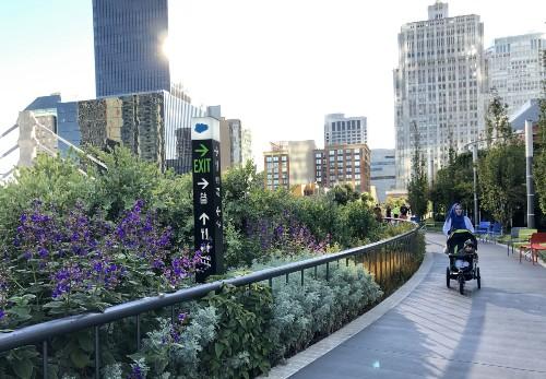 Hike of the Week: Salesforce Park in San Francisco