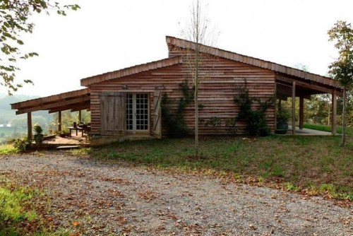 Outbuilding of the Week: A Chic Chicken Coop in France