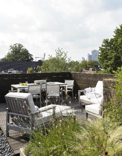 Ask the Expert: Roof Garden Basics with Designer Julie Farris
