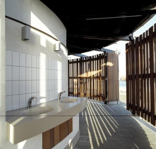 Architect Visit: A Nordic Lido in Copenhagen