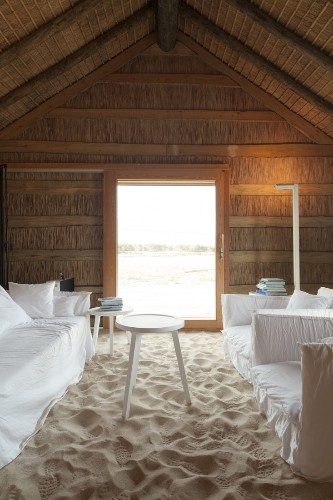 Outbuilding of the Week: Portugal's Casas Na Areia