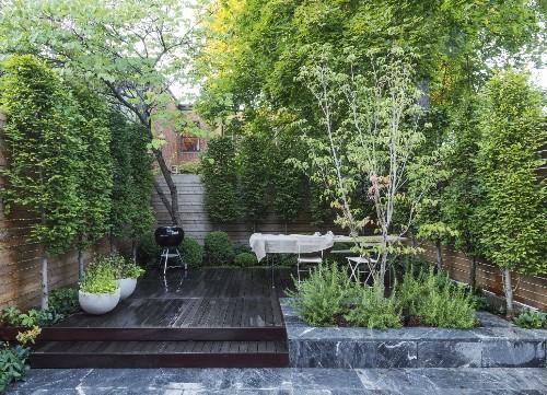 14 Ideas to Make a Small Garden Look Bigger
