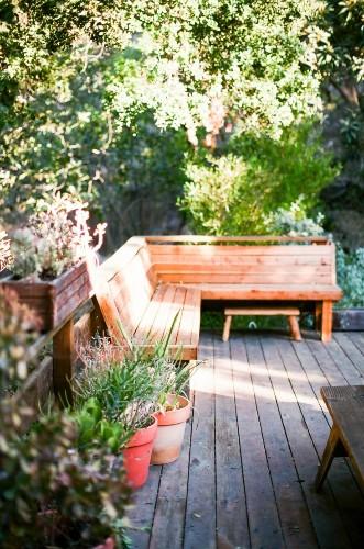 Hardscaping 101: Wood Decks
