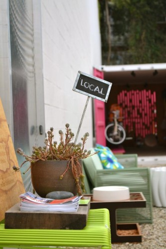 A Happening Shop in Venice Beach, Dedicated to Outdoor Living