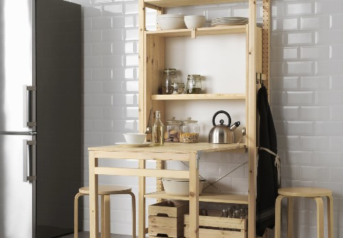 Trending on Remodelista: 5 Design Ideas for Small Apartments, Ikea Included