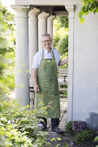 Scandinavia's Martha Stewart: A Garden Visit with Claus Dalby in Denmark