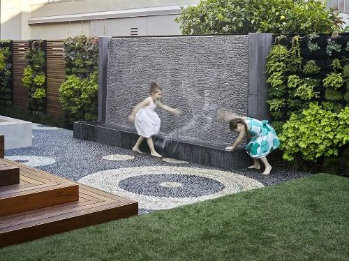 Mission Accomplished: A Modern Mosaic Garden in SF, by Monica Viarengo