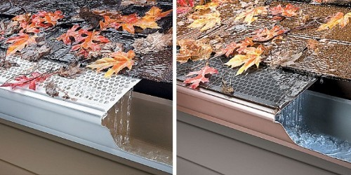 5 Favorites: Gutter Guards